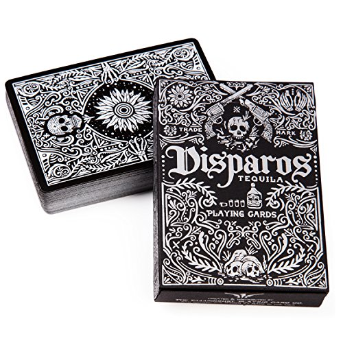 Ellusionist Disparos Tequila Playing Cards Prohibition Series