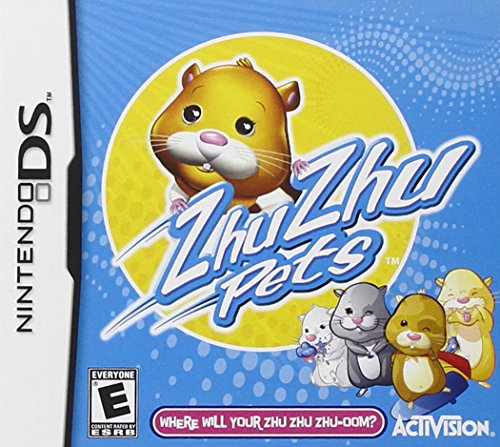 Zhu Zhu Pets - Nintendo DS - Ohio Dayton Mall Outlet