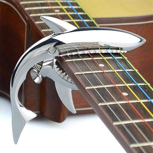Hjyi Cejilla Guitarra,Metal variación de Metal Madera Guitarra ...