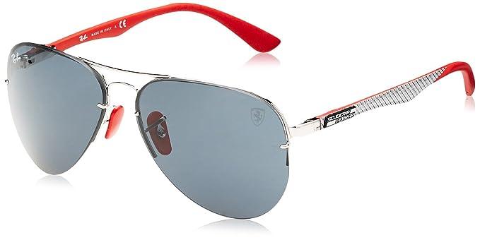 Ray-Ban 0Rb3460M Gafas de sol Silver 49 para Hombre: Amazon.es: Ropa ...