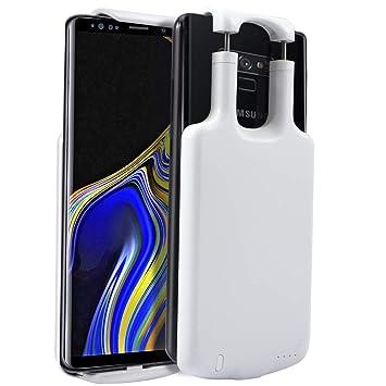 CASEWRS Funda Batería para Samsung Galaxy Note 9 5000mAh ...