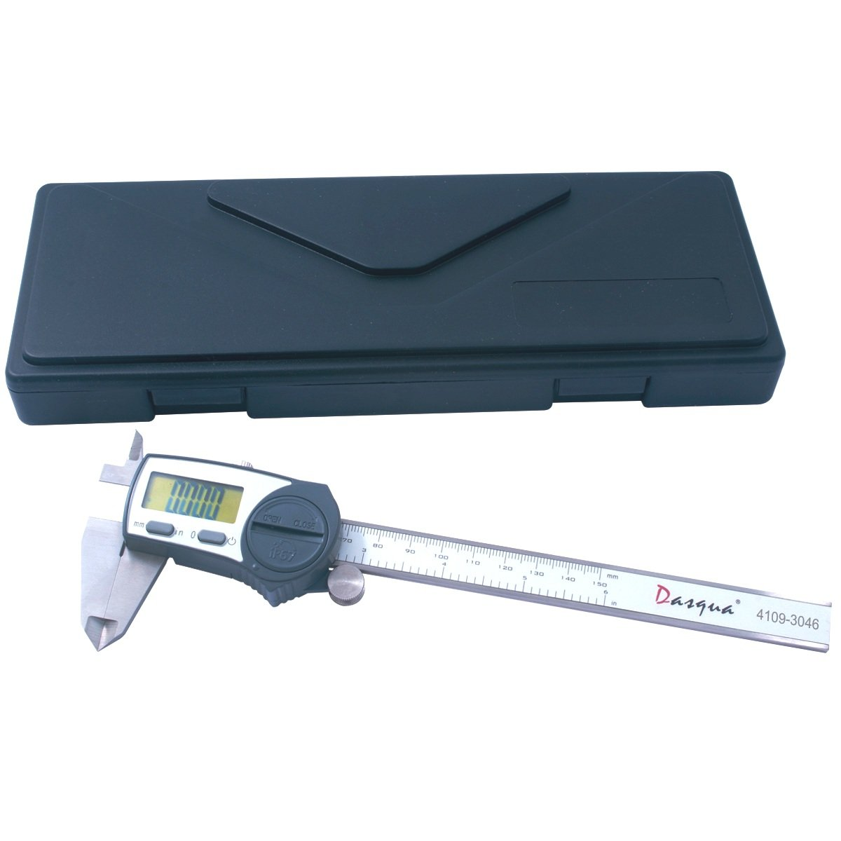 """200 mm Accurate to 0.0015/""""//8/"""" Hardened Stainless Steel ODC-8 Taylor Toolworks ADC-8 Absolute Digital Caliper 8/"""""""