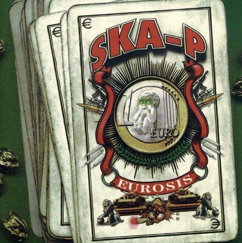 CD : Ska-P - Eurosis (CD)