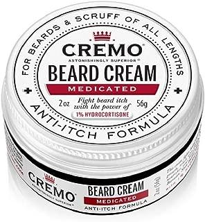 product image for Cremo Beard Cream, Medicated Beard Formula, 2 oz