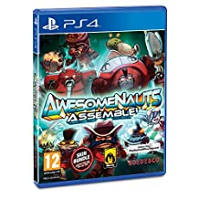 AwesomeNauts Assemble! [PlayStation 4, PS4]
