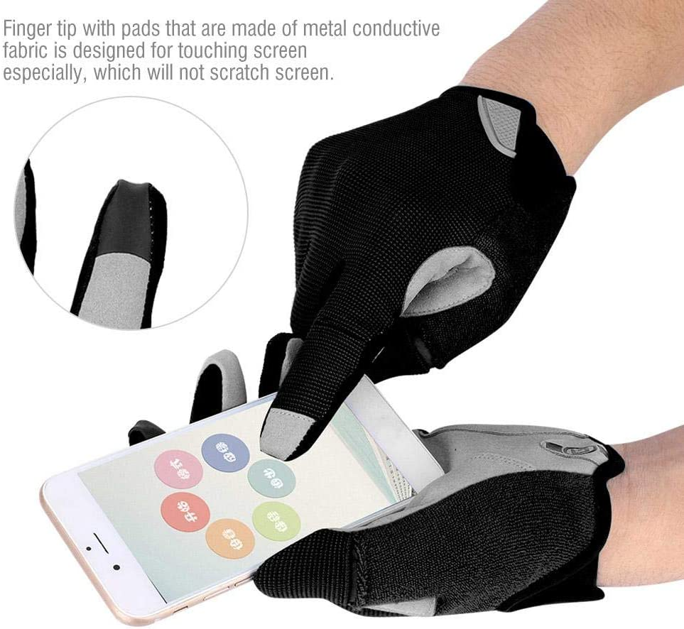 Keen so Outdoor-Sporthandschuhe Fahrrad-Touchscreen-Vollfingerhandschuhe Sporthandschuhe f/ür Sport Wandern Radfahren
