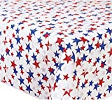Best Creative Converting Capes - Creative Converting Plastic Banquet Roll With Stars, 50' Review