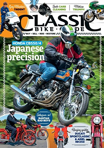 1950S Motorcycles - 7
