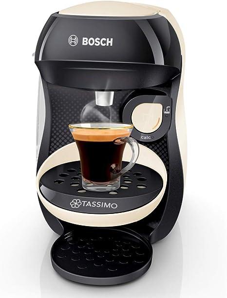 Bosch TAS1007 Tassimo Happy Cafetera de cápsulas, 1400 W, color ...