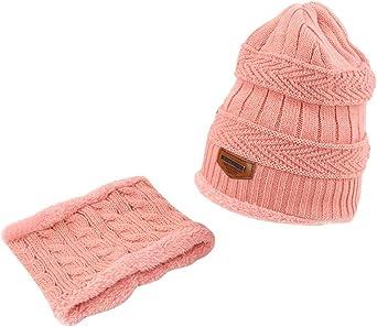 Cap Hiver Bonnet Beanie Bonnet Femmes Hommes Enfants Ski Bonnet violet