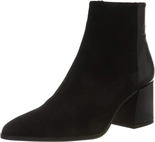 TALLA 38 EU. Vero Moda Vmnola Leather Boot, Botas Mujer