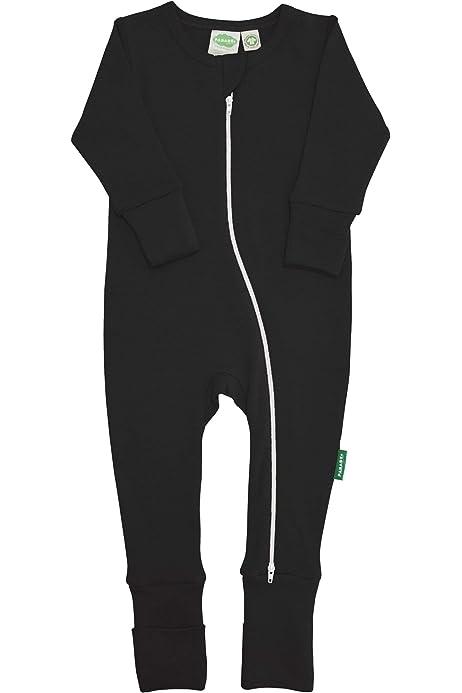 PARADE Essential Basic 2-Way Zipper Romper