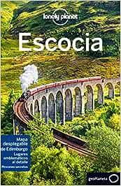 Escocia 7: 1 Guías de País Lonely Planet Idioma Inglés