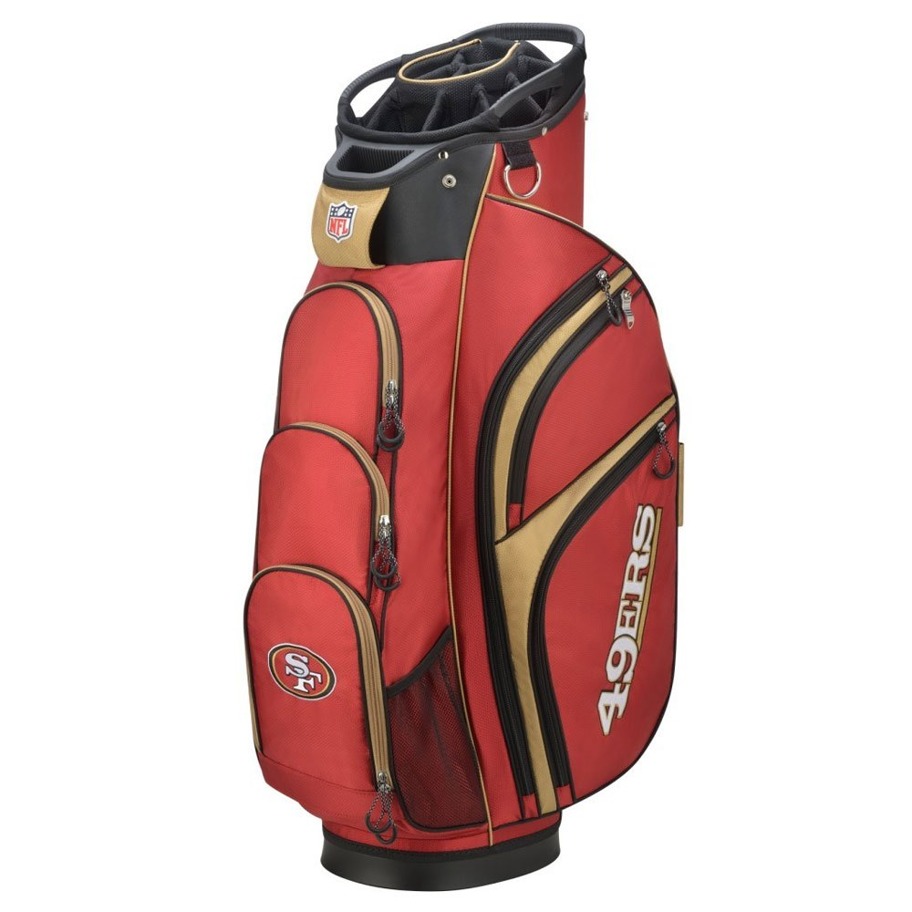 Amazon.com: Wilson 2018 NFL bolsa-carro para golf: Sports ...