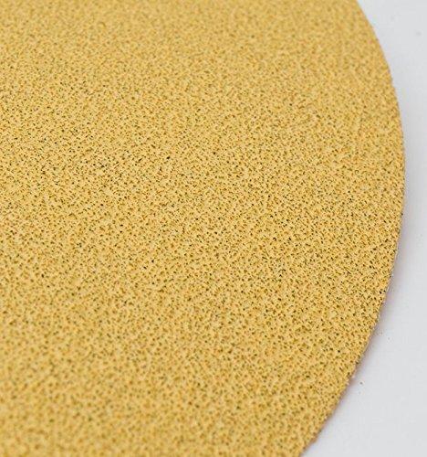 6'' Discs on a Roll - PSA Gold DA Sanding Paper (100 Discs - 220 Grit) by Benchmark Abrasives (Image #3)