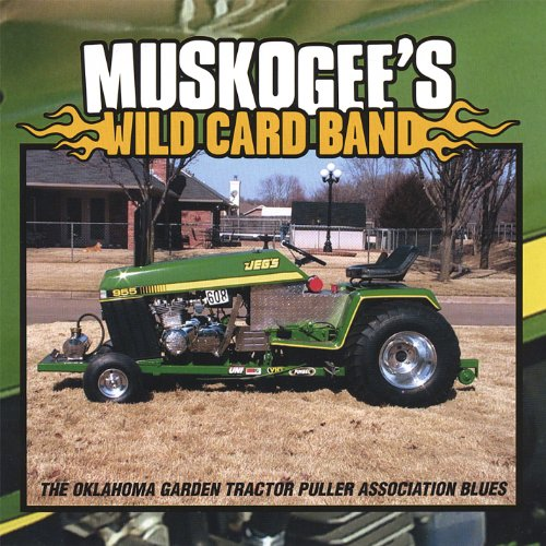 (Oklahoma Garden Tractor Puller Association Blues)