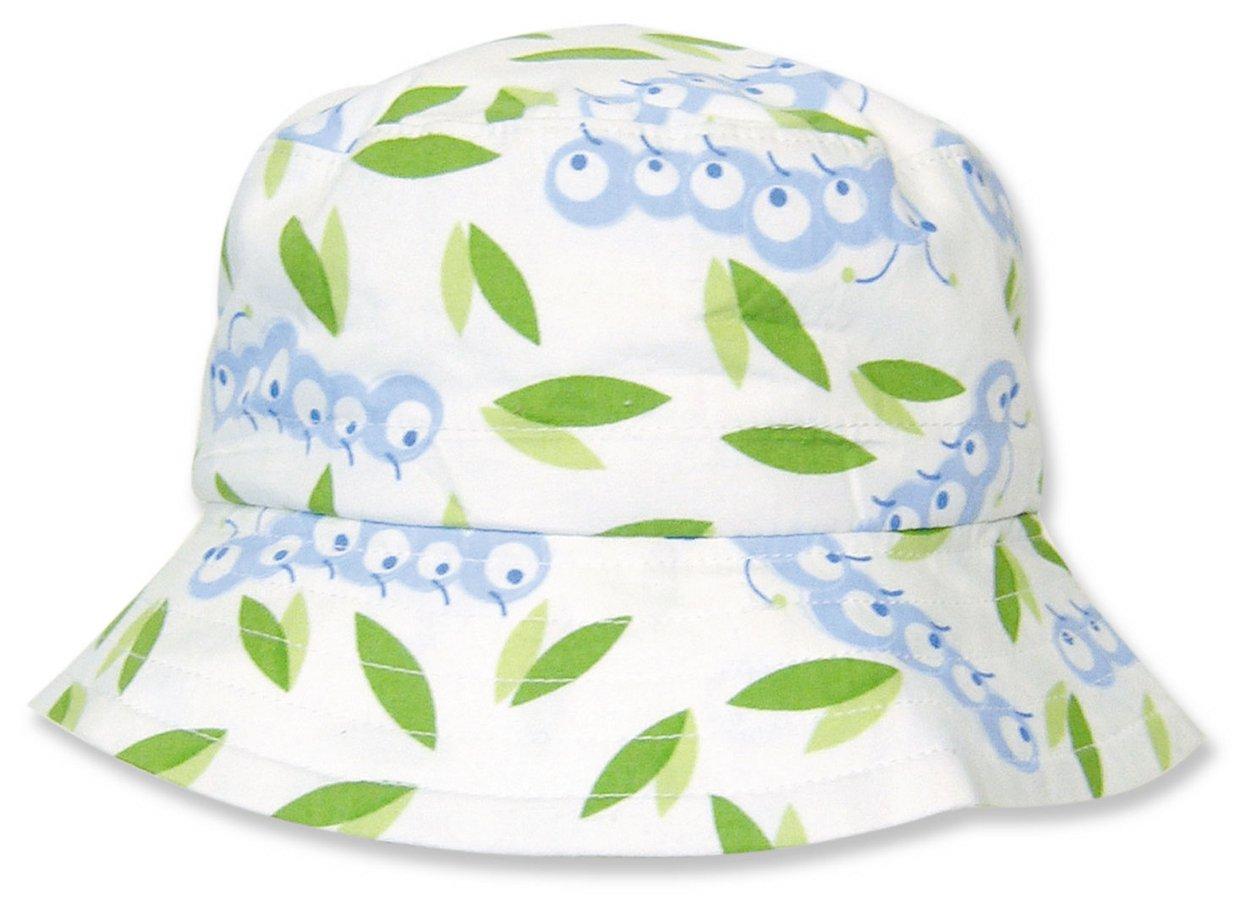 Trend Lab Bucket Hat, Caterpillar, 6 Months