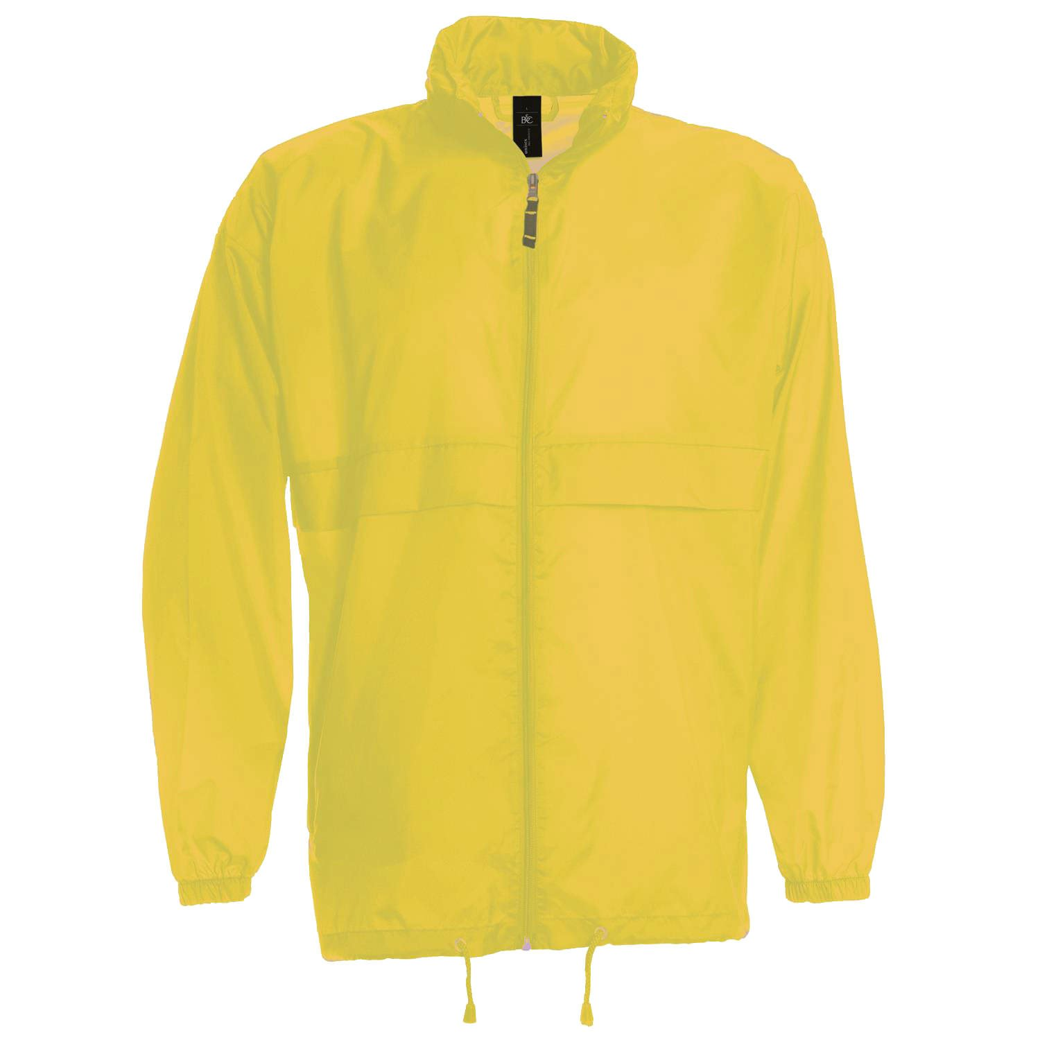 Foldaway Showerproof Windbreaker Jacket by B and C Collection