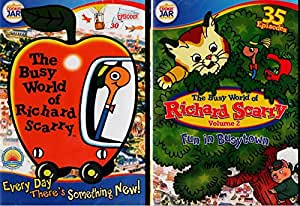 The Busy World of Richard Scarry - The Complete 65 Episode Series