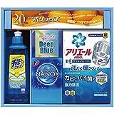 中央物産 洗剤ギフト ホームクリーンセット 5点セット AHC-10N
