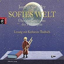 Sofies Welt Hörbuch von Jostein Gaarder Gesprochen von: Katharina Thalbach