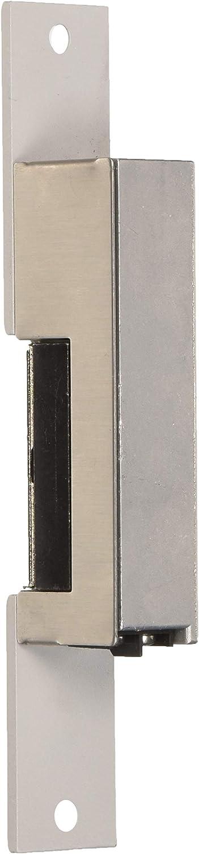 cerradura de puerta de perno el/éctrico duradero de aleaci/ón de aluminio puertas de retardo de baja temperatura Control de acceso Cerradura de cerrojo Cerradura el/éctrica de inducci/ón magn/ética DC12V