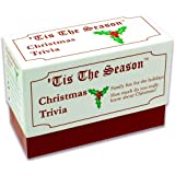 Tis The Season Christmas Trivia Game - The Classic and Original - Featuring Christmas Trivia Cards & Questions That Make…