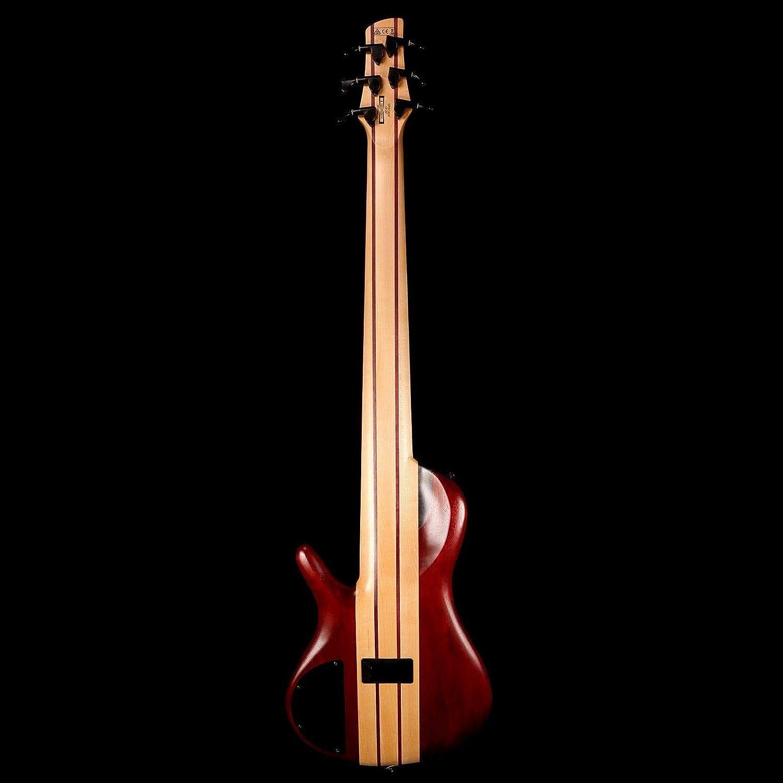 Deep Twilight Flat Ibanez Bass Workshop SRSC806