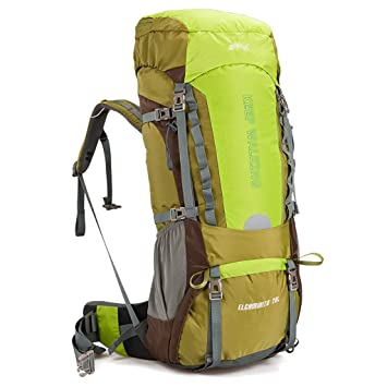 Travel backpack climbing on foot Backpack Mountaineering Bag 60L 70L  Outdoor Backpack Men And Women Travel Backpack Large Capacity Waterproof  Shoulder Bag ... 33e34fc87dcfd