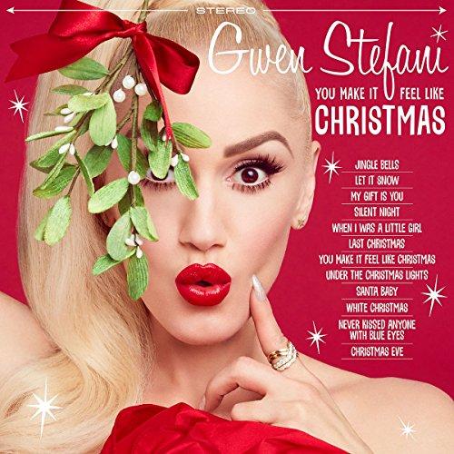 You Make It Feel Like Christmas [White Opaque LP] (A Box Christmas Lp Music)