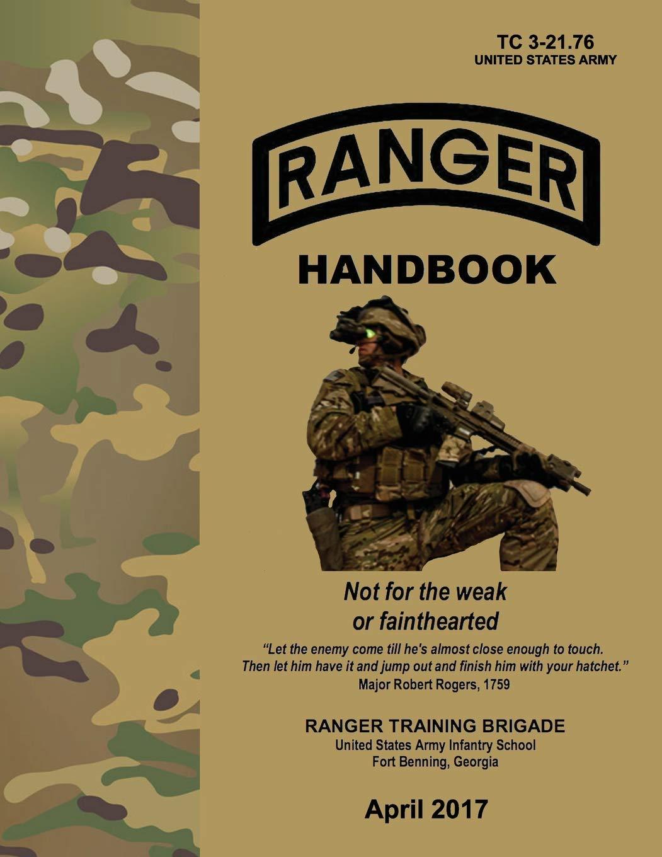 Ranger Handbook 3 21 76 April 2017 product image
