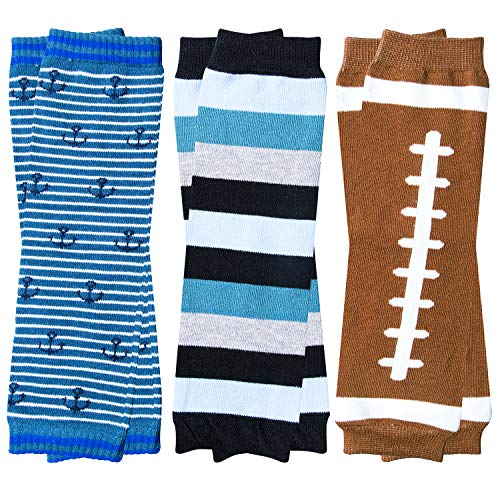 - 3 PCs Baby Leg Warmers, Toddler Leg Warmers for Girls and Boys