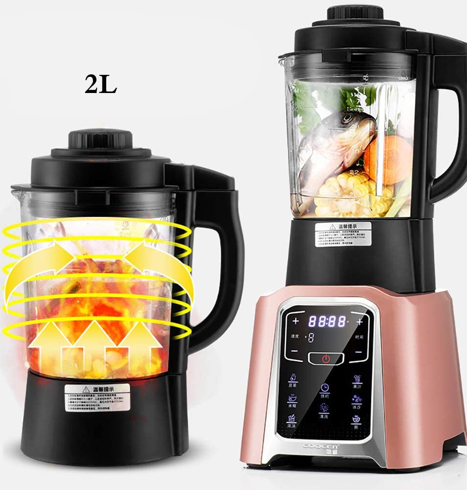 Licuadora Prensado en Frio, Licuadoras Para Verduras y Frutas con ...
