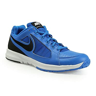 bc5e20a99635 Nike Air Vapor Ace Men Tennis Shoes Photo-Blue Black White (UK 7 ...