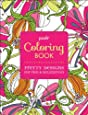 It's just an image of Crazy Posh Coloring Book Soothing Designs