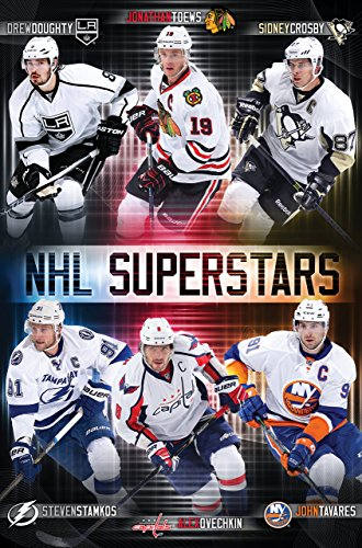 Trends International NHL Superstars Assorted Players Wall Poster 22.375