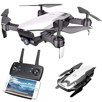 Drone X Pro 2.4g Selfi Wifi Fpv 1080p Camera Foldable Rc Quadcopter 4*batteries Other Rc Model Vehicles & Kits