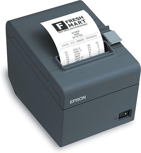 Amazon.com: Epson ReadyPrint T20 Impresora térmica ...