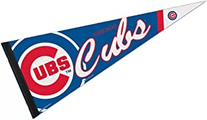 WinCraft MLB 85399013 Chicago Cubs Premium Pennant, 12