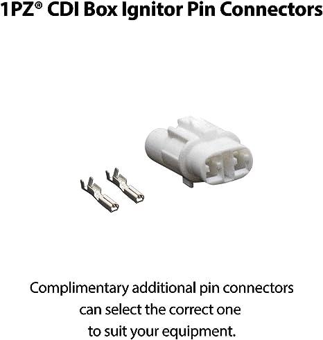 1PZ KLF-301 Ignition CDI Box for Kawasaki Bayou 300 KLF300 1988 1989 1990 1991 1992 1993 1994 1995 1996 1997 1998 1999 2000 2001 2002 2003 2004