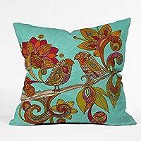 Deny Designs Valentina Ramos Hello Birds Throw Pillow, 18...