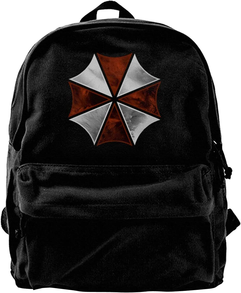 Backpack Umbrella Corporation Laptop Backpack Fashion Theme School Backpack