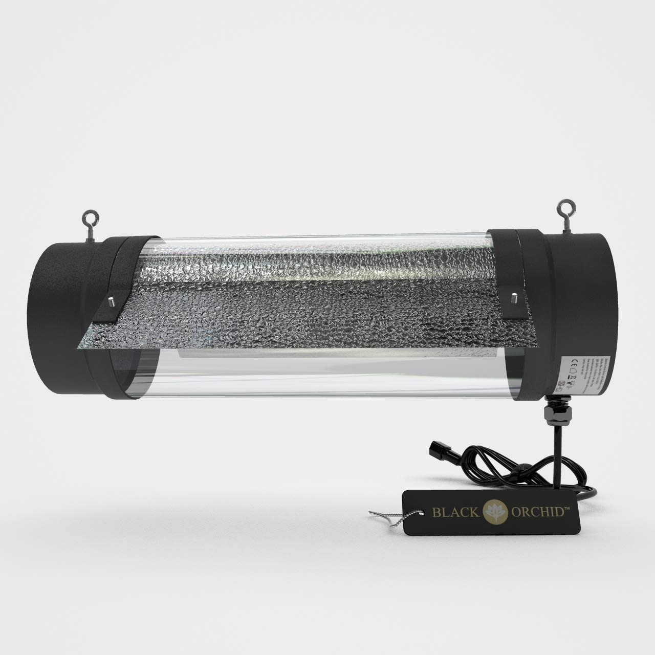Hydrus Cool Tube Shade Grow Room Tent Hydroponic Lighting Reflector Air Cooled 125mm 5 150mm 6 150mm 6