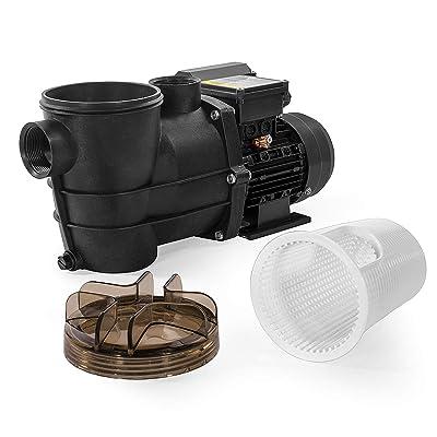 "XtremepowerUS 3/4HP 2400GPH Pond DIY Self Primming Above Ground Swimming Pool Pump w/Strainer Basket 1.5"" NPT ETL: Home Improvement"