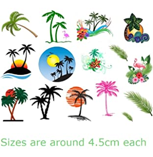 a1139206d Amazon.com: tropical palm tree temporary tattoo sexy party favor ...