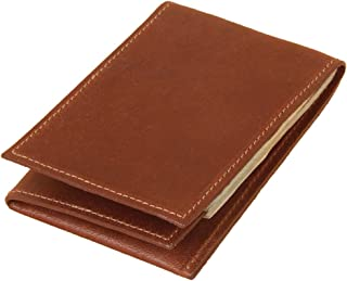 product image for Col. Littleton Men's Leather Billfold & Credit Card Holder | Made in USA