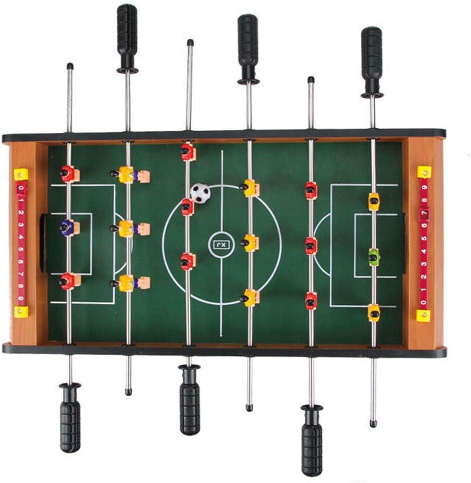 Zgifts Juegos de Mesa de Mesa de futbolín - 50 cm Portatil ...