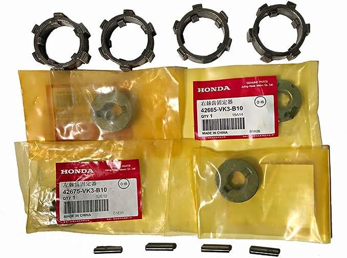 Right /& Left Ratchet Holder For Honda 23510-VB5-803 /& 23520-VB5-803