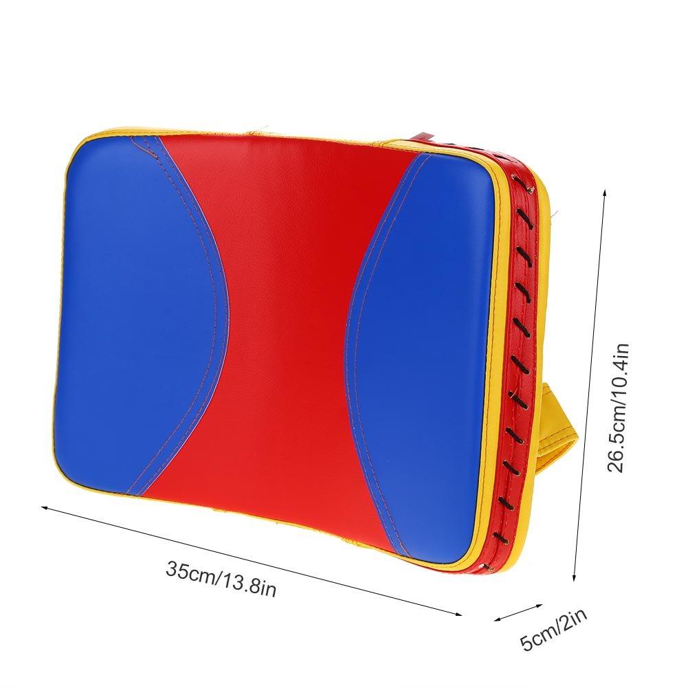 Escudo de Boxeo Patada Pad ,Durable multifunci/ón Kick Foot Target Training Pad para Muay Thai Boxing Karate