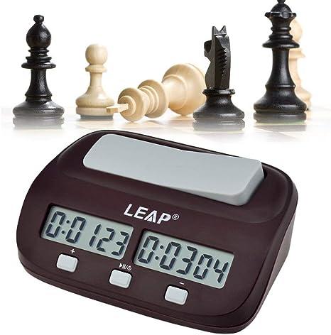 Instan Reloj de ajedrez ajedrez Profesional Reloj de Cuenta ...